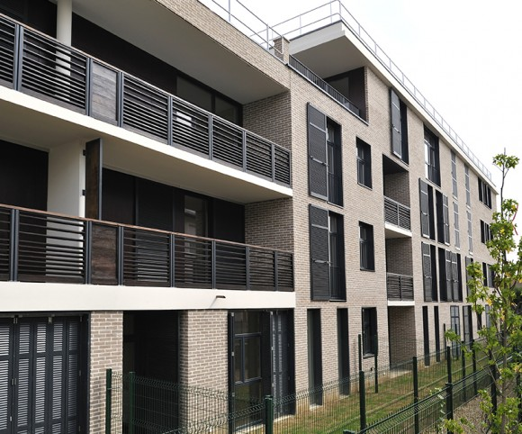 gerald gribe architectes vitry sur seine. Black Bedroom Furniture Sets. Home Design Ideas